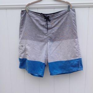 O'Neill men's board shorts/hybrid shorts sz 40